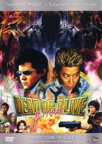 Dead or Alive: Final -- via Amazon Partnerprogramm