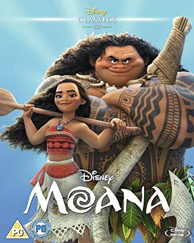 Moana (Blu-ray) (UK) -- via Amazon Partnerprogramm