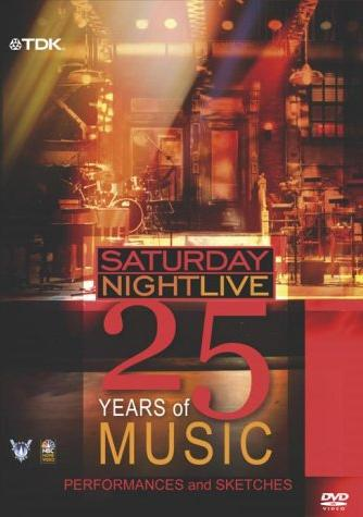 Saturday Nightlive - 25 Years of Music Vol.  1-5 -- via Amazon Partnerprogramm