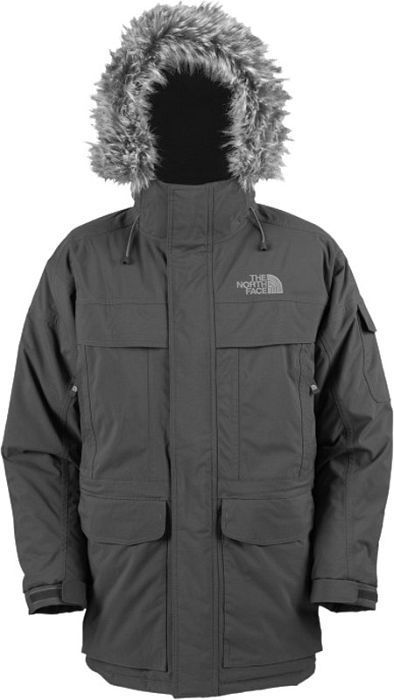 mcmurdo north face xs