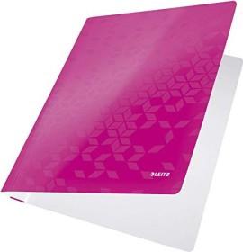 Leitz WOW Schnellhefter A4, pink (30010023)