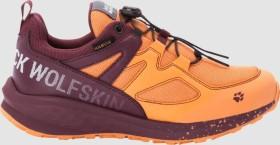 Jack Wolfskin Unleash 2 Speed Texapore Low apricot/burgundy (Junior) (4038641-3051)