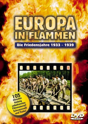 Europa in Flammen Vol. 1: 1933-1939 -- via Amazon Partnerprogramm