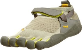 Vibram FiveFingers KSO taupe/palm/grey (ladies)