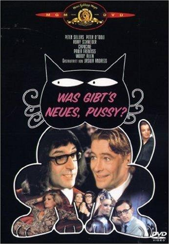 Was gibts neues, Pussy? -- via Amazon Partnerprogramm