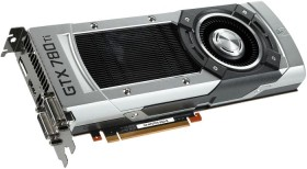 Gigabyte GeForce GTX 780 Ti, 3GB GDDR5, 2x DVI, HDMI, DP (GV-N78TD5-3GD-B)