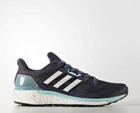 adidas Supernova noble ink/footwear white/energy aqua (Damen) (BB3485)