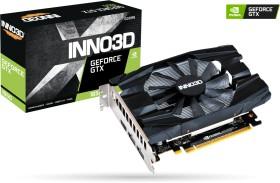 INNO3D GeForce GTX 1650 Compact X1, 4GB GDDR6, HDMI, 2x DP (N16501-04D6-1177VA19)
