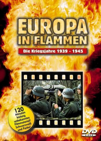 Europa in Flammen Vol.  2: 1939-1945 -- via Amazon Partnerprogramm