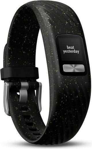 Tracker Schwarz 4 Aktivitäts Gepunktet010 12 Garmin Vivofit 01847 dxWCBore