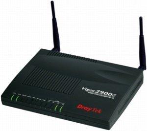 DrayTek Vigor 2900G Router/Printserver, 54Mbps