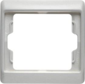 Berker Arsys frame 1 x, polar white shiny (13130069)