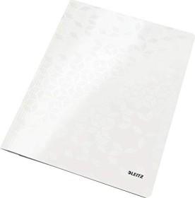 Leitz WOW Schnellhefter A4, weiß (30010001)