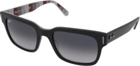 Ray-Ban RB2190 Jeffrey 53mm black/light grey gradient (RB2190-13183A)