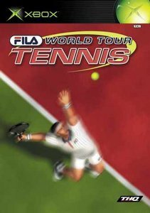 Fila World Tour Tennis (deusch) (niemiecki) (Xbox)