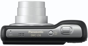 Panasonic Lumix DMC-LS6 black