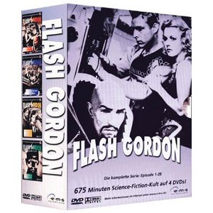 Flash Gordon Box