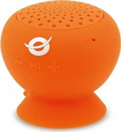 Conceptronic Saugnapf-Lautsprecher orange (CLLSPKSUCO)