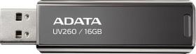 ADATA UV260 Black 16GB, USB-A 2.0 (AUV260-16G-RBK)
