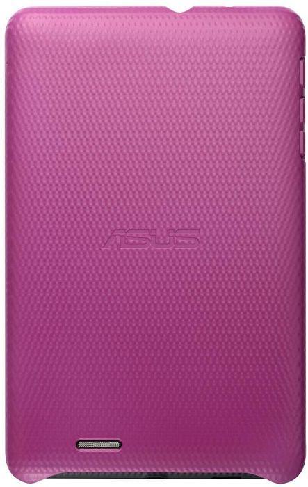 ASUS Spectrum Cover für MeMO Pad ME172 rosa (90-XB3TOKSL001G0)