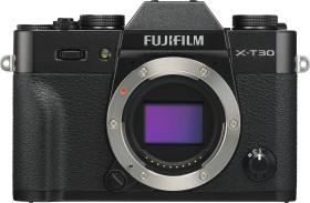 Fujifilm X-T30 schwarz Gehäuse