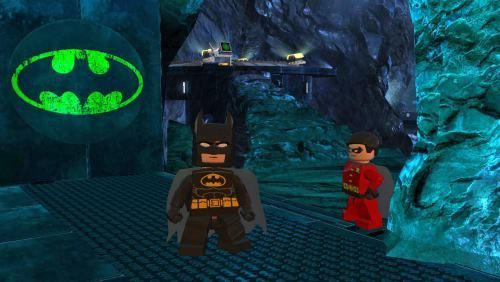 Lego Batman 2: DC Super Heroes (deutsch) (Wii)