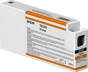 Epson Tinte T824A Ultrachrome HD orange (C13T824A00)