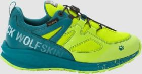 Jack Wolfskin Unleash 2 Speed Texapore Low lime/dark green (Junior) (4038641-4175)