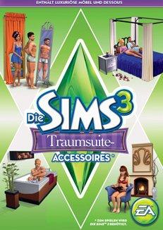Die Sims 3 - Traumsuite-Accessoires (Add-on) (deutsch) (PC)