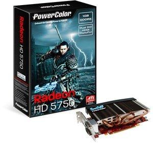 PowerColor Radeon HD 5750 SCS3, 1GB GDDR5, 2x DVI, HDMI, DP (AX5750 1GBD5-S3DH/R84F-NI4P)