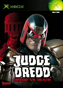 Judge Dredd: Dredd vs Death (niemiecki) (Xbox) (9324)