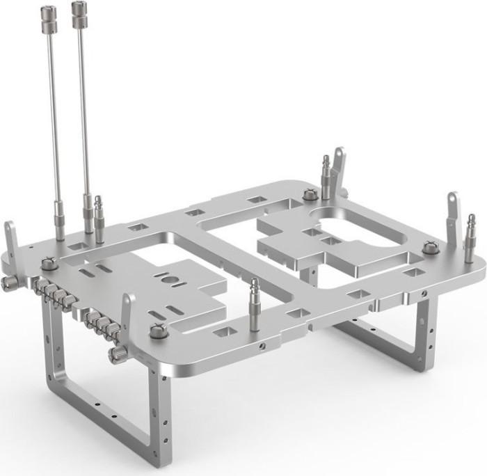 Streacom BC1 Mini Open Benchtable silber, Mini-ITX (ST-BC1S-MINI)