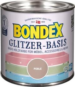 Bondex Glitzer-Basis Holzfarbe innen Holzschutzmittel perle, 500ml (424674)