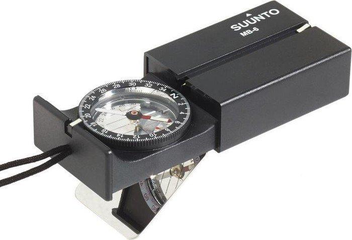 Suunto MB-6 Kompass -- ©Globetrotter