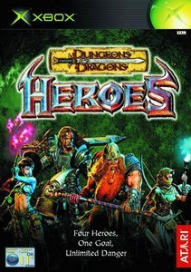 Dungeons & Dragons Heroes (angielski) (Xbox)