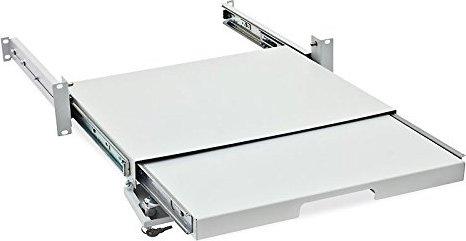 Triton Ausziehschublade für Tastatur und Maus hellgrau, 2HE (RAC-UP-X29-A1) -- via Amazon Partnerprogramm