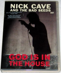 Nick Cave & The Bad Seeds - God Is in the House -- © bepixelung.org