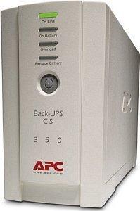 APC Back-UPS CS 350, USB/seriell (BK350EI)