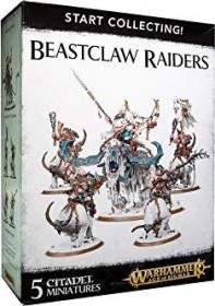 Games Workshop Warhammer Age of Sigmar - Ogor Mawtribes - Start Collecting! Beastclaw Raiders (99120213018)