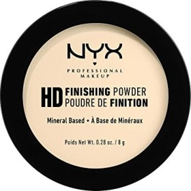 NYX High Definition Finishing Powder banana, 8g