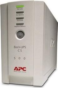 APC Back-UPS CS 500, USB/serial (BK500EI)