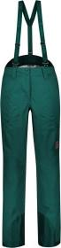 Scott Explorair 3L Skihose lang jasper green (Damen) (277708-6635)