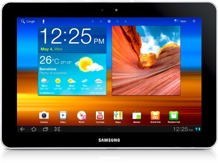 Samsung Galaxy Tab 10.1 P7500 64GB black