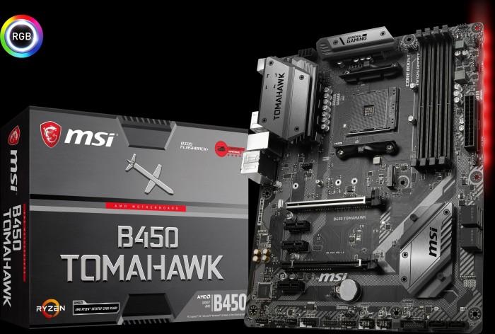 MSI B450 Tomahawk (7C02-002R)