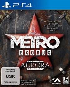 Metro Exodus - Aurora Limited Edition (PS4)