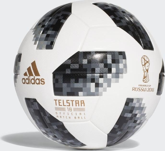 adidas fu ball telstar 18 fifa wm 2018 match ball ab 89. Black Bedroom Furniture Sets. Home Design Ideas