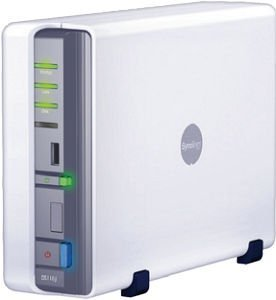 Synology Diskstation DS110j 2TB, 1x Gb LAN