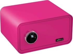 Basi mySafe 430 Tresor, pink, Fingerprintreader (2018-0003-PI)