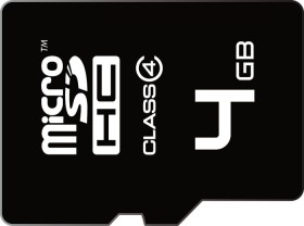 Emtec R15/W6 microSDHC 4GB Kit, Class 4 (ECMSDM4GHC4)