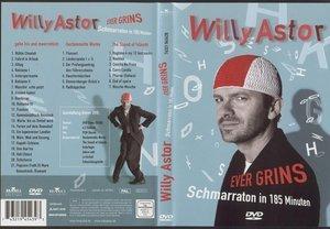 Willy Astor - Ever Grins: Schmarraton in 185 Minuten -- © bepixelung.org